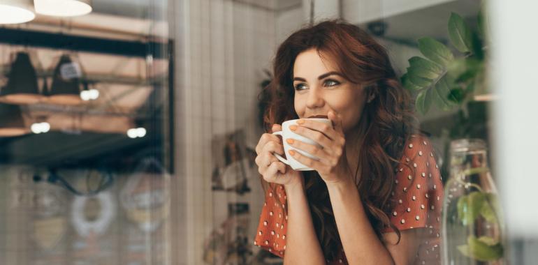 koffie drinken op het werk 2